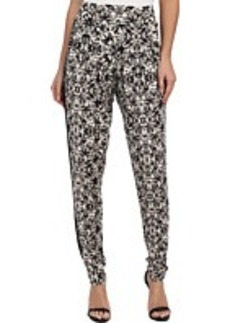 Three Dots Cropped Easy Pant
