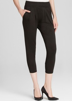Three Dots Cropped Slouchy Pants
