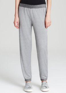 Three Dots Fleece Sweatpants