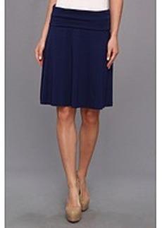 Three Dots Fold-Over Skirt
