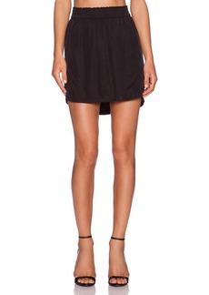 three dots Mini Skirt