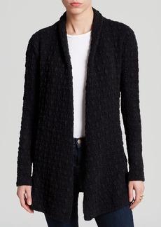 Three Dots Novelty Knit Cardigan