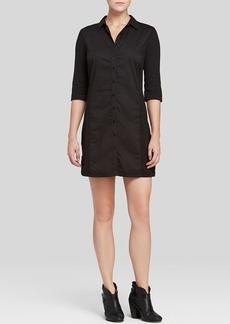 Three Dots Shirt Dress