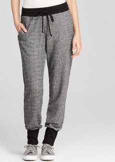 Three Dots Slouchy Terry Sweatpants