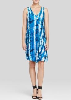 Three Dots Tie Dye Tank Dress