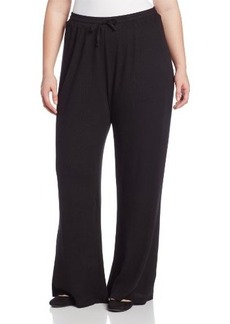 Three Dots Women's Plus-Size Drawstring Pants