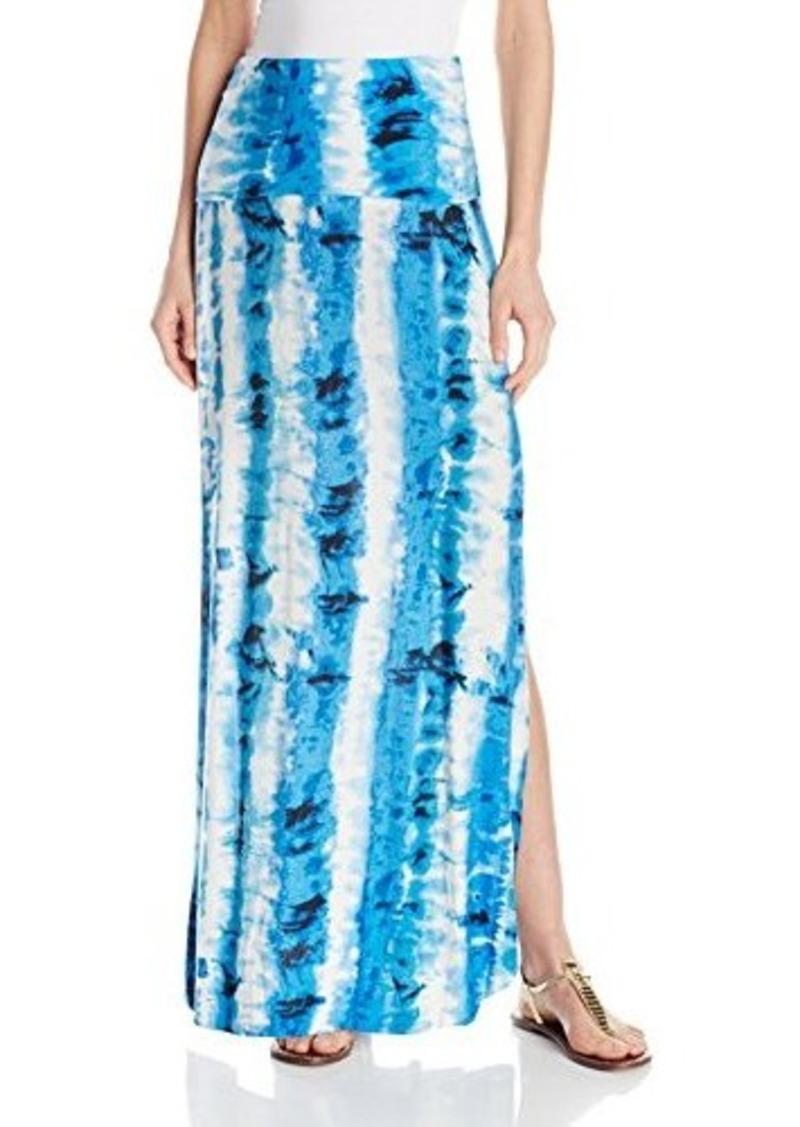 Three Dots Tie Dye Skirt 71