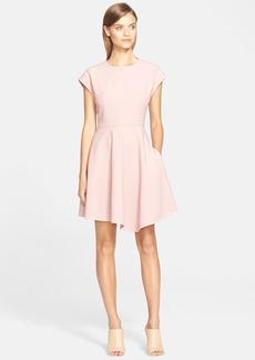 Tibi 'Anson' Stretch Woven Dress