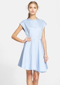 Tibi Cotton Poplin Dress