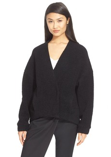 Tibi Oversize V-Neck Jacket