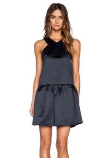 Tibi Drop Waist Dress