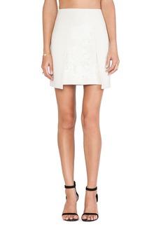 Tibi Flap Skirt