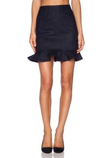 Tibi Flouncy Skirt