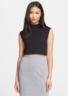 Tibi Jersey Crop Top