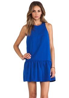 Tibi Katia Faille Dress