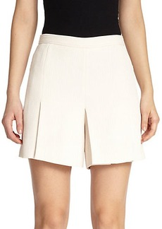 Tibi Mika Quilted Shorts