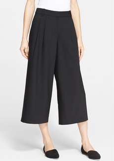Tibi Pleated Wide Leg Pants
