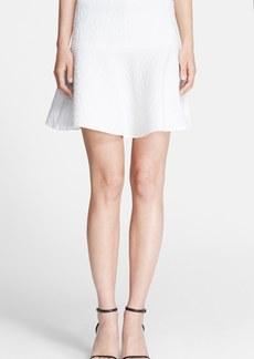 Tibi 'Rime' Jacquard Miniskirt