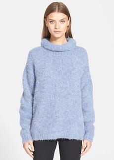 Tibi Roll Neck Pullover