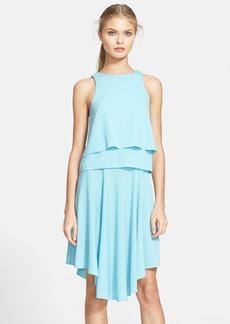 Tibi 'Savanna' Double Popover Dress