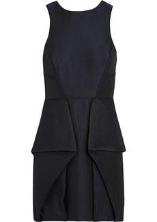 Tibi Simona jacquard mini dress