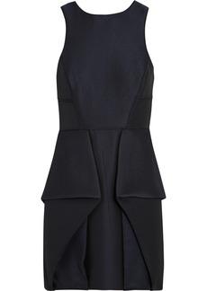 Tibi Simona jacquard mini dress