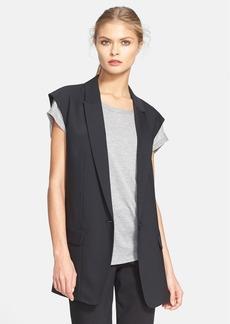 Tibi 'Simone' Pleated Vest