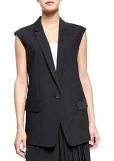 Tibi Simone Relaxed Vest