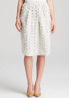 Tibi Skirt - Bow Trim