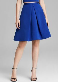 Tibi Skirt - Katia Faille Pleat