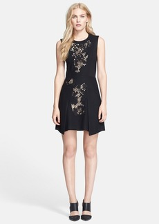 Tibi Sleeveless Flap Dress