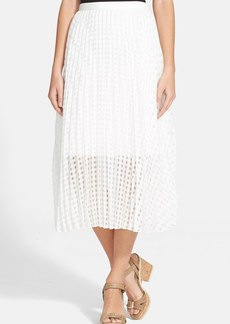 Tibi 'Sunray' Pleated Skirt