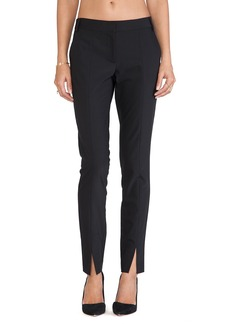Tibi Tropical Slit Pant