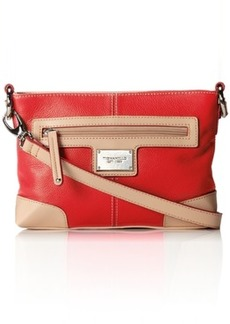 Tignanello All Star Vachetta Pebble Cross Body Bag
