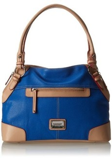 Tignanello All Star Vachetta Pebble Shopper Shoulder Bag