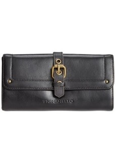 Tignanello Classic Icon Flap Wallet with Rfid Protection