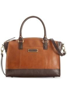 Tignanello Classic Icon Leather Convertible Satchel