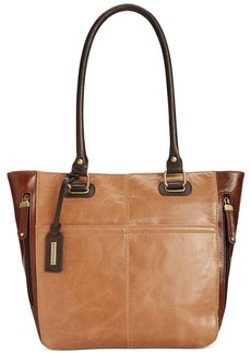 Tignanello Downtown Leather Tote