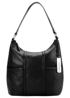 Tignanello Handbag, Basics Leather Hobo