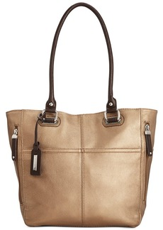 Tignanello Handbag, Perfect Pocket Leather Tote