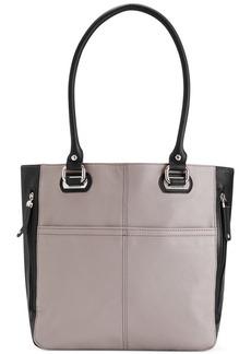 Tignanello Handbag, Perfect Pocket Leather Tote