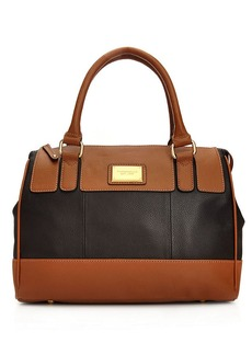 Tignanello Social Satus Pebble Leather Satchel
