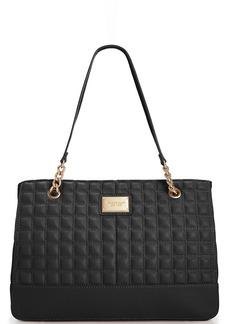 Tignanello Lady Q Chain Leather Shopper