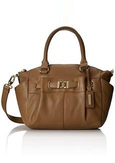 Tignanello Park Ave. Convertible Satchel Top Handle Bag