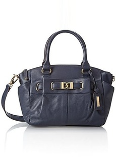 Tignanello Park Ave. Convertible Satchel Top Handle Bag