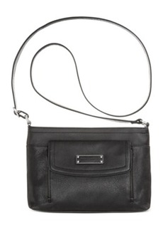 Tignanello Perfect Pockets Leather Horizontal Crossbody