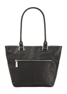 Tignanello Perfect Pockets Leather Medium Tote