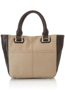 Tignanello Perfect Pockets Mini Tote Top Handle Bag