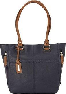 Tignanello Perfect Pockets Tote Shoulder Bag