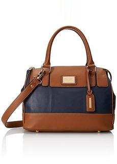 Tignanello Social Status Satchel Top Handle Bag